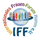 Logo Internationales Frauen-Forum Hamm e.V.